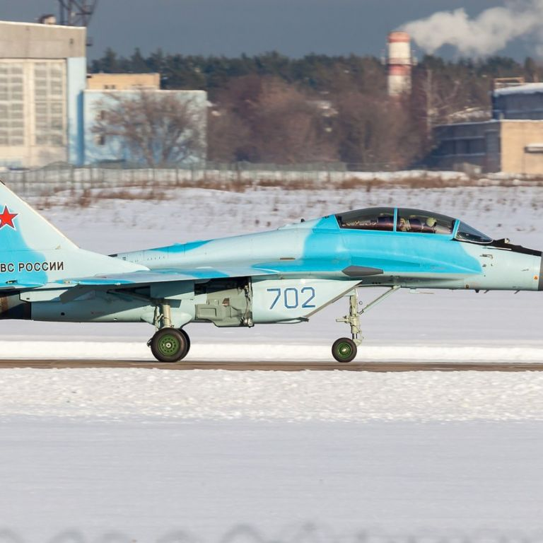Русия похвали новите си изтребители МиГ-35