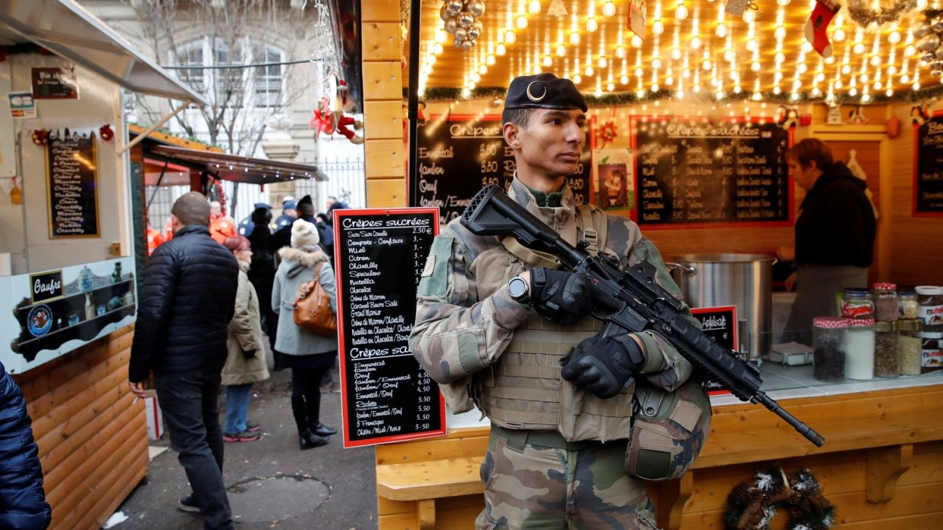 Италиански журналист е сред жертвите на терориста от Страсбург, предадоха