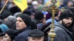 В Киев започна обединителен църковен събор