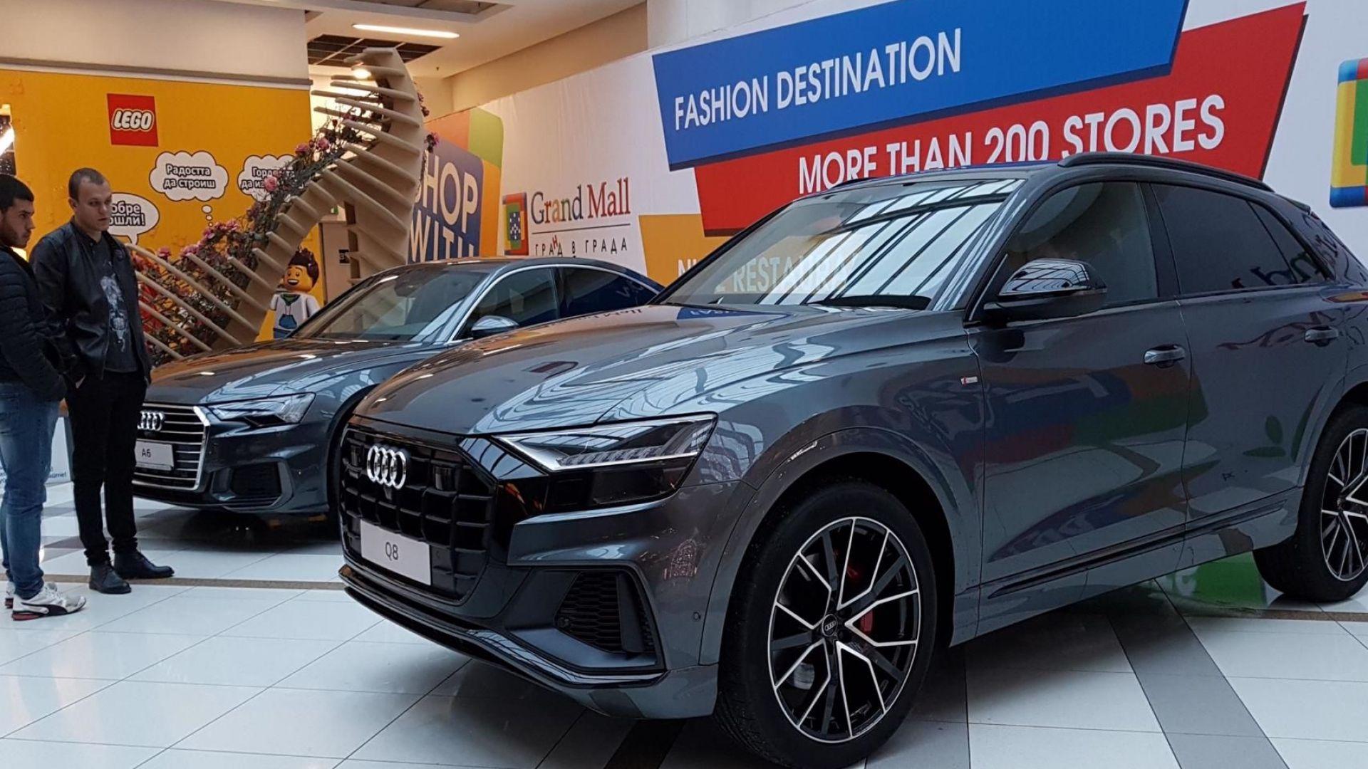 Продажбите на нови автомобили падат през ноември в ЕС и в България