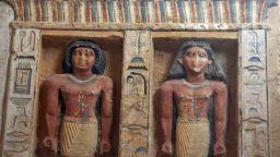 Откриха гробница на 4400 г. в Египет (снимки)
