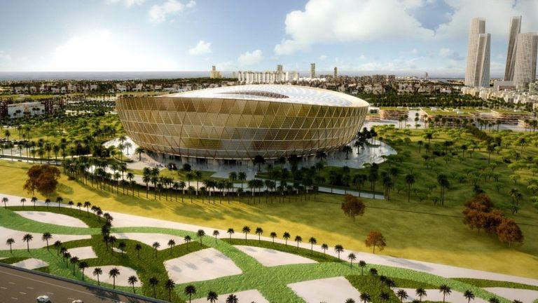 Катарците показаха как ще изглежда стадионът-красавец за финала (галерия)