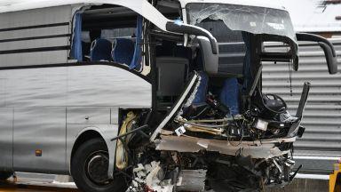Жестока катастрофа с автобус край Цюрих, 1 загинал и 44 ранени