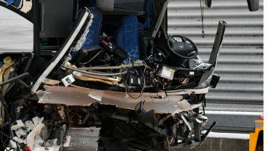 Серия от катастрофи с автобуси, 6 жертви и 96 ранени