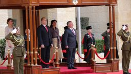 Румен Радев при крал Абдула Втори: Йордания е важен партньор за нас