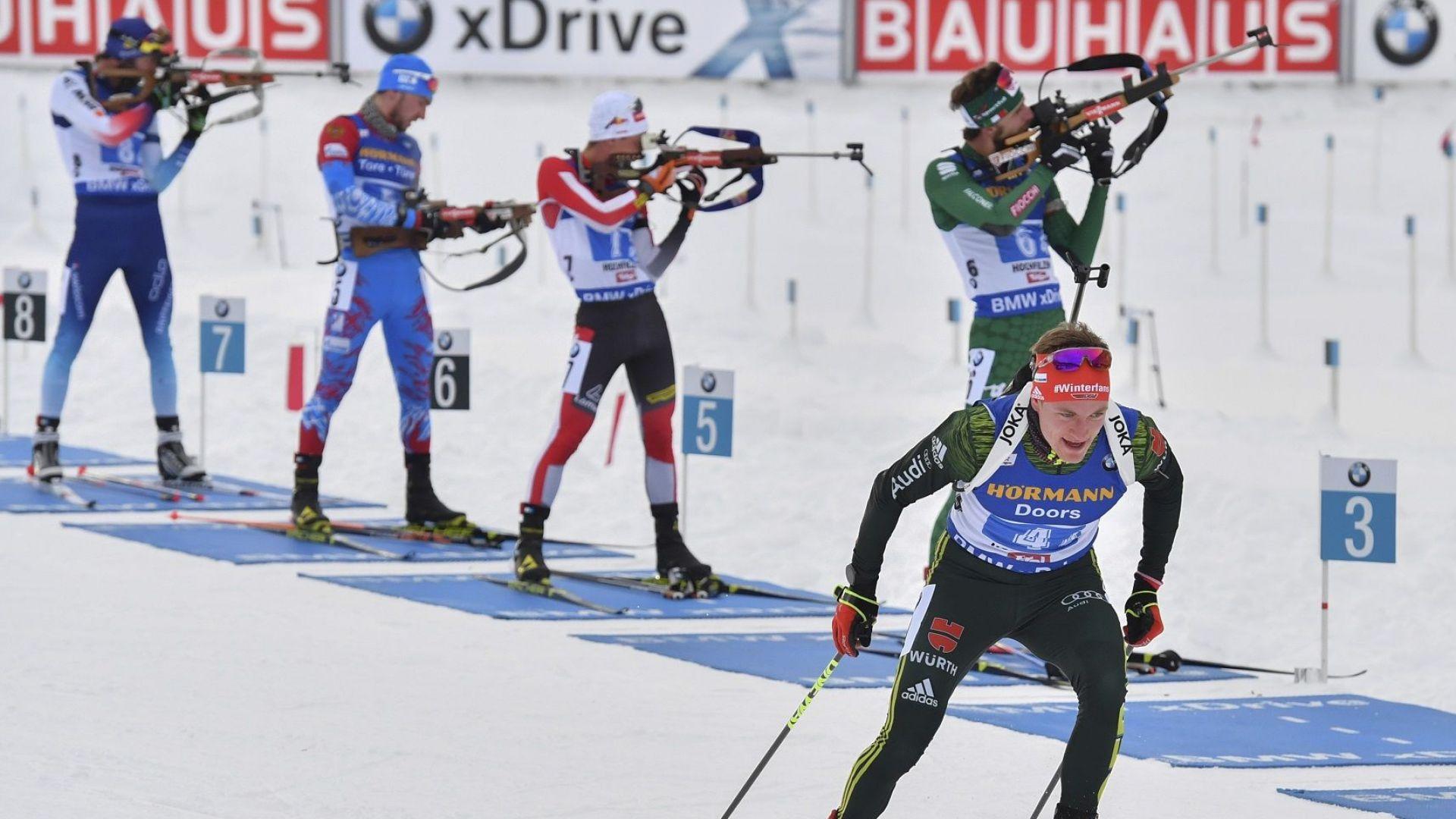 Изненада в Русия заради новия треньор на българските биатлонисти