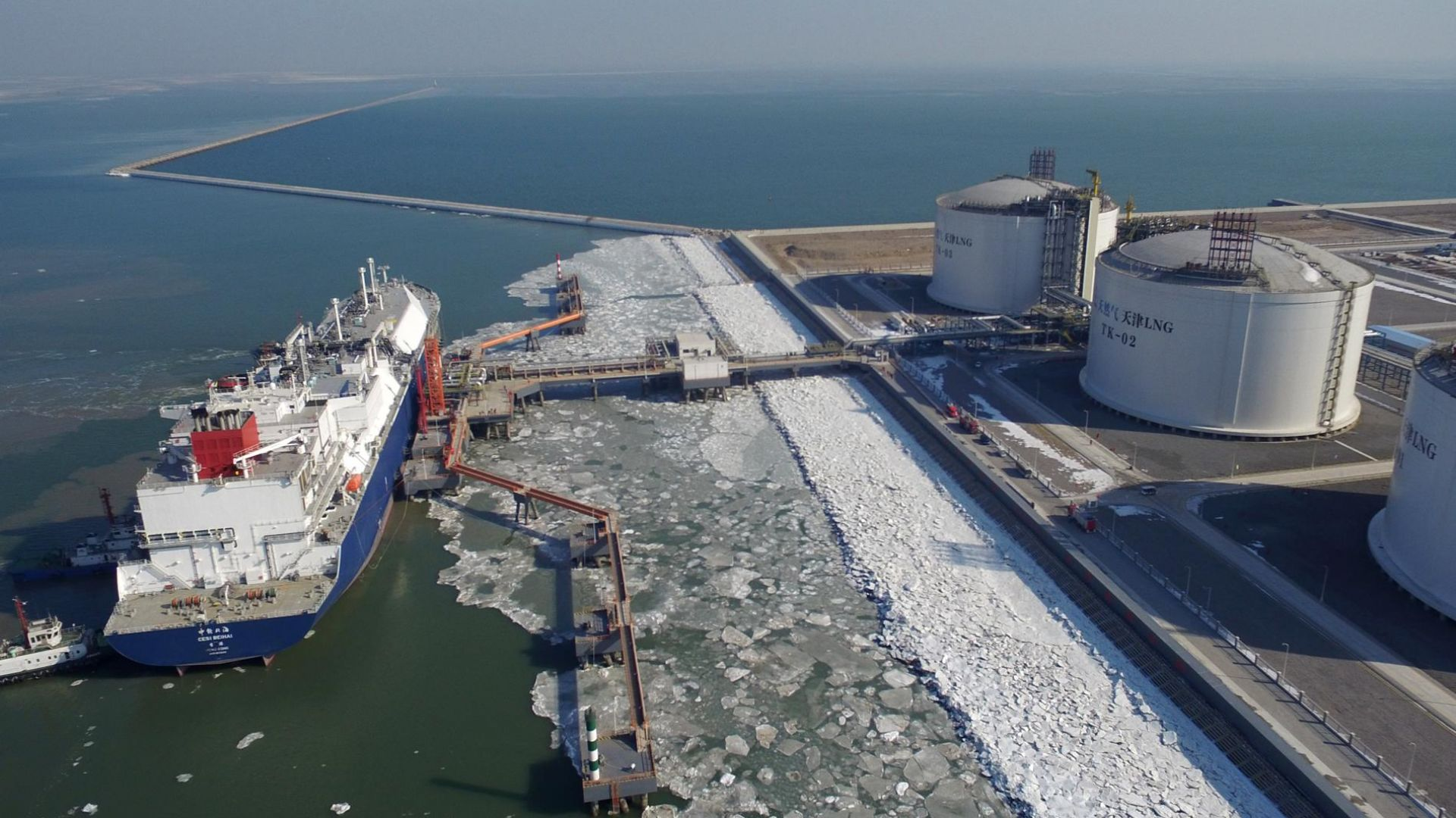 Катар инвестира в енергетиката на САЩ $20 милиарда