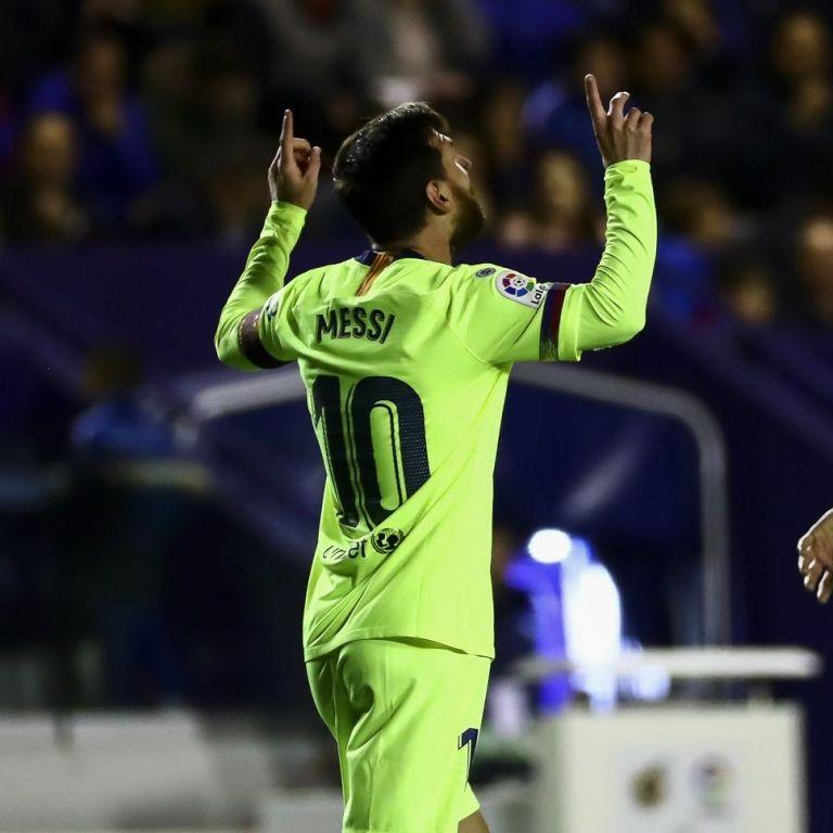 Гениалният Меси се развихри за разгром на Барселона