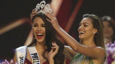 """24-годишна филипинка е новата """"Мис Вселена"""""""