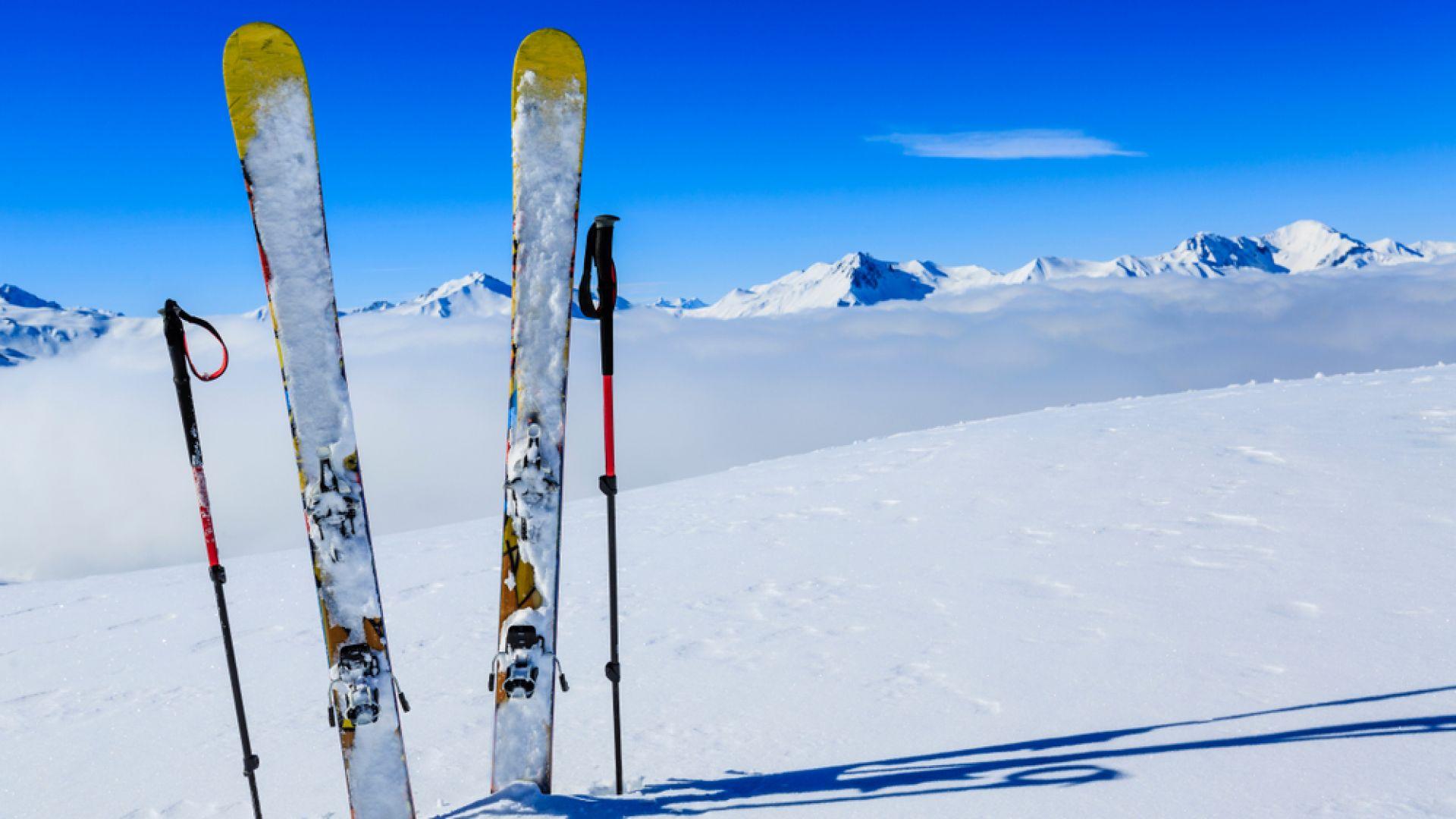 Без значителни валежи от днес, планините с добри условия за ски