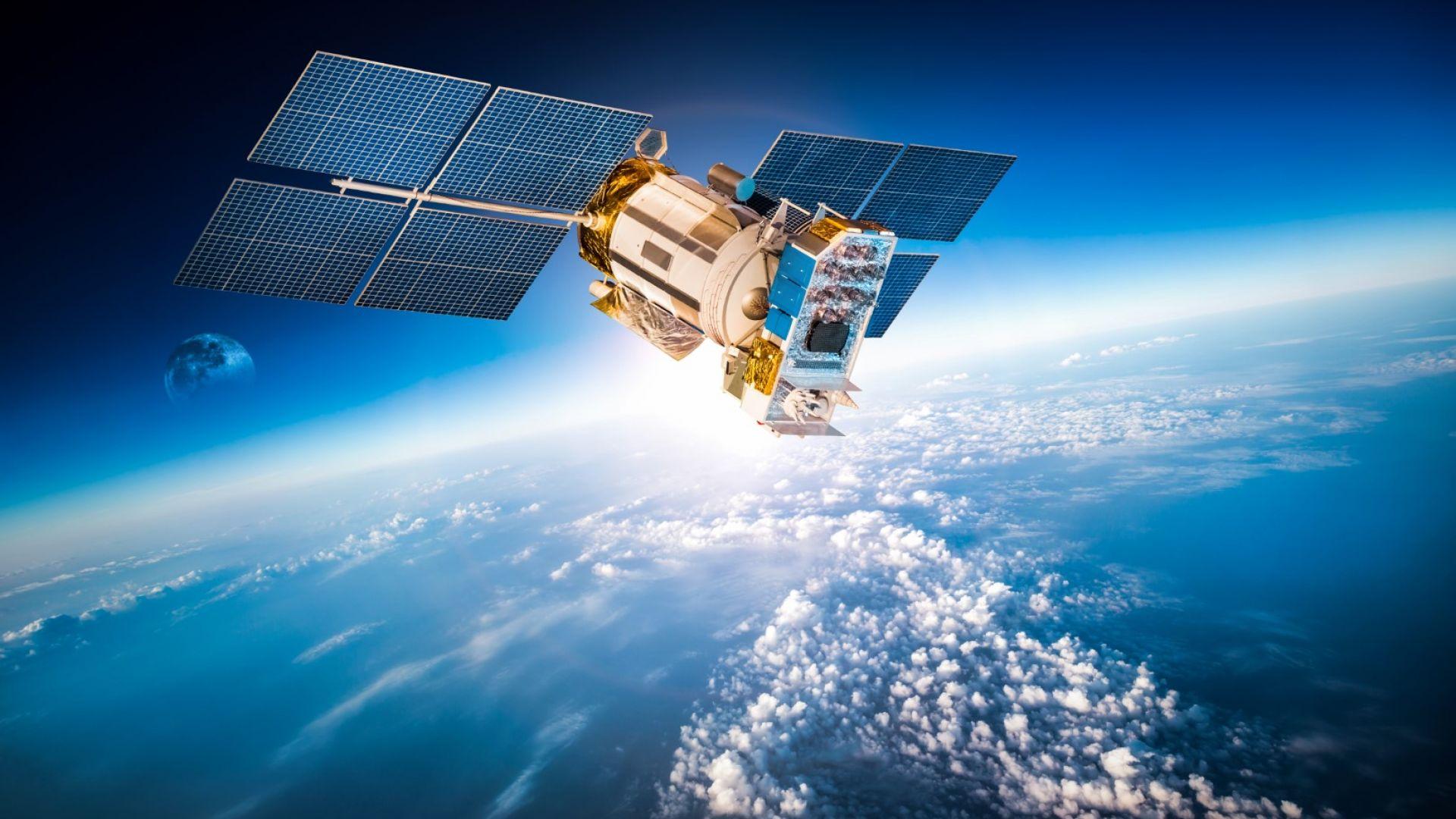 Новата космическа надпревара е за изграждането на планетарен сателитен интернет