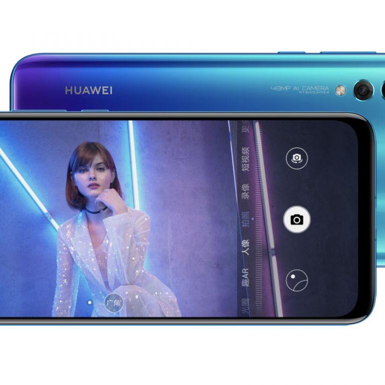Huawei представи смартфон с 48 МР камера