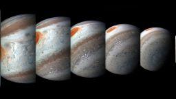 Ядрото на Юпитер изненада учените (снимки)