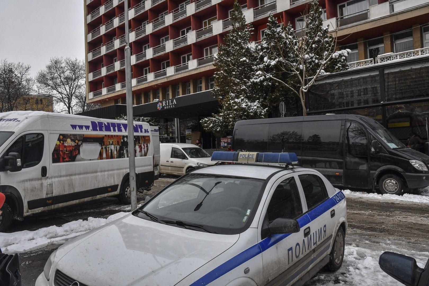 Жертвата е била регистрирана в хотела на 15 декември