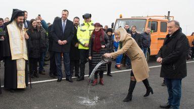 През 2019 г. ще изградим 119 км нови пътища, зарече се министър Аврамова