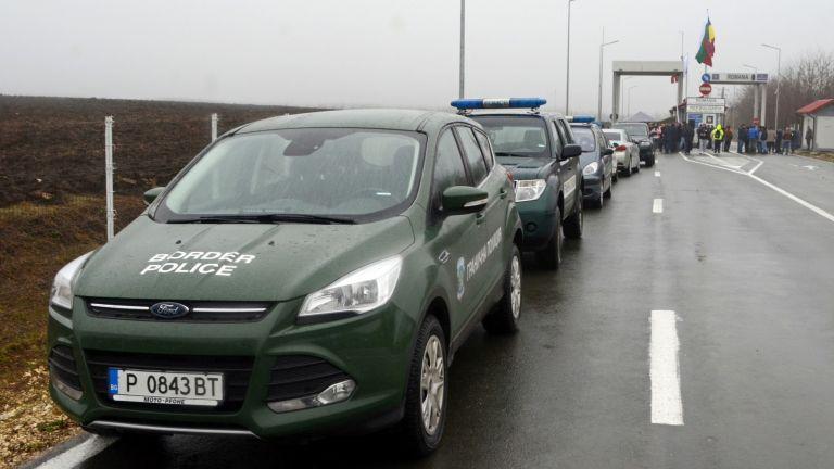 Отвориха нов ГКПП на българо-румънската граница
