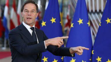 Холандският премиер предупреди за риск от хаос, като във Великобритания