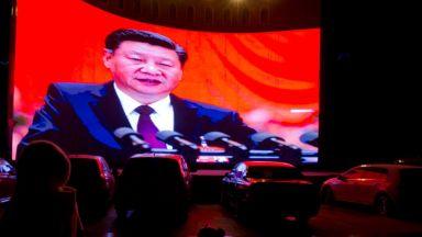 Китай пробива към центъра на света, заяви Си