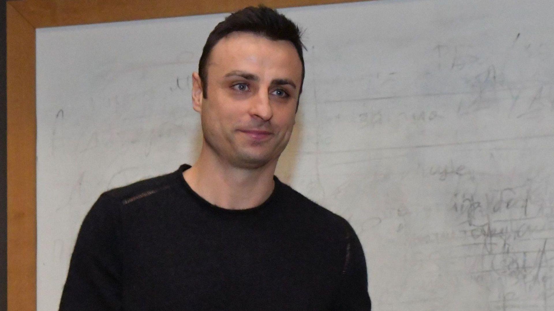 Бербатов  има двама фаворити за Футболист на годината
