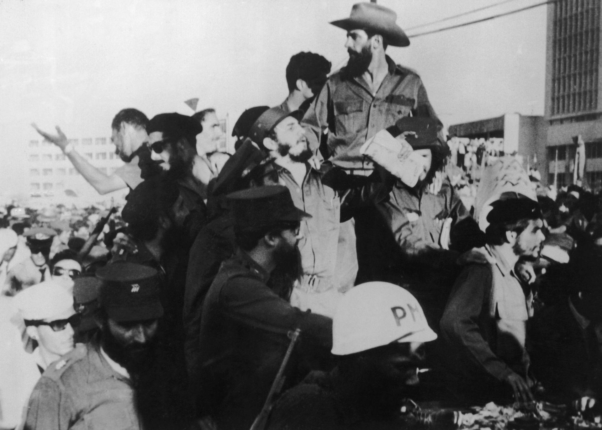 Лидерът на Кубинската революция