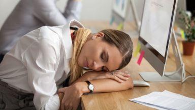 Разкриха на какво се дължи хроничната умора