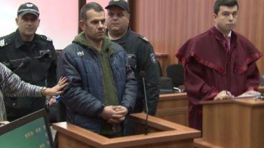 Бившият рейнджър Светослав отрече в съда да е убивал Десислава