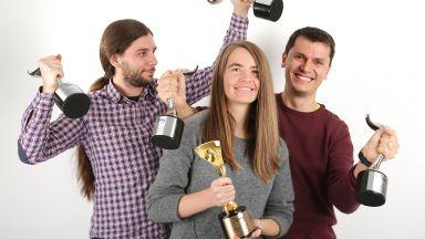 Българи взеха награди от престижен конкурс за web дизайн