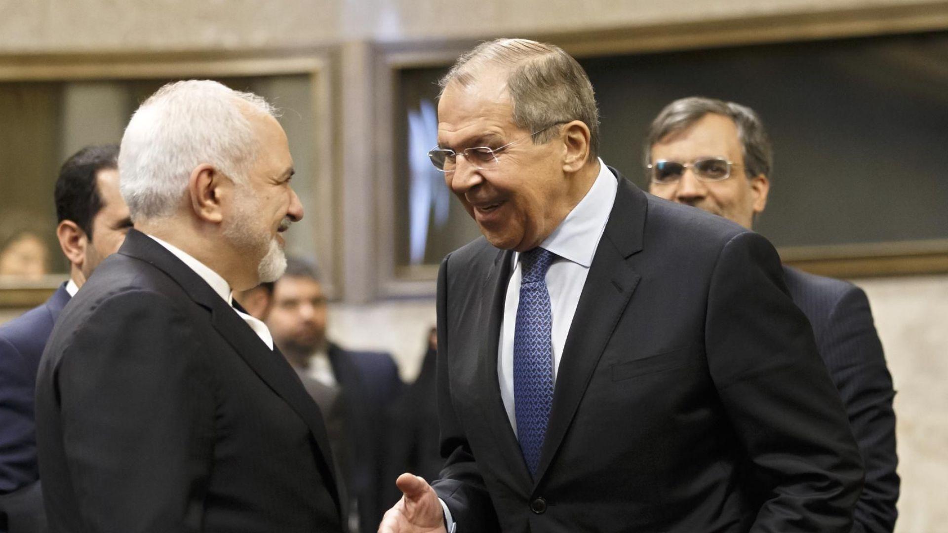 Министрите на външните работи на Русия, Иран и Турция обявиха