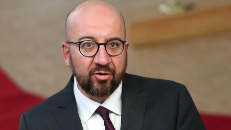 Белгийският премиер Шарл Мишел подаде оставка