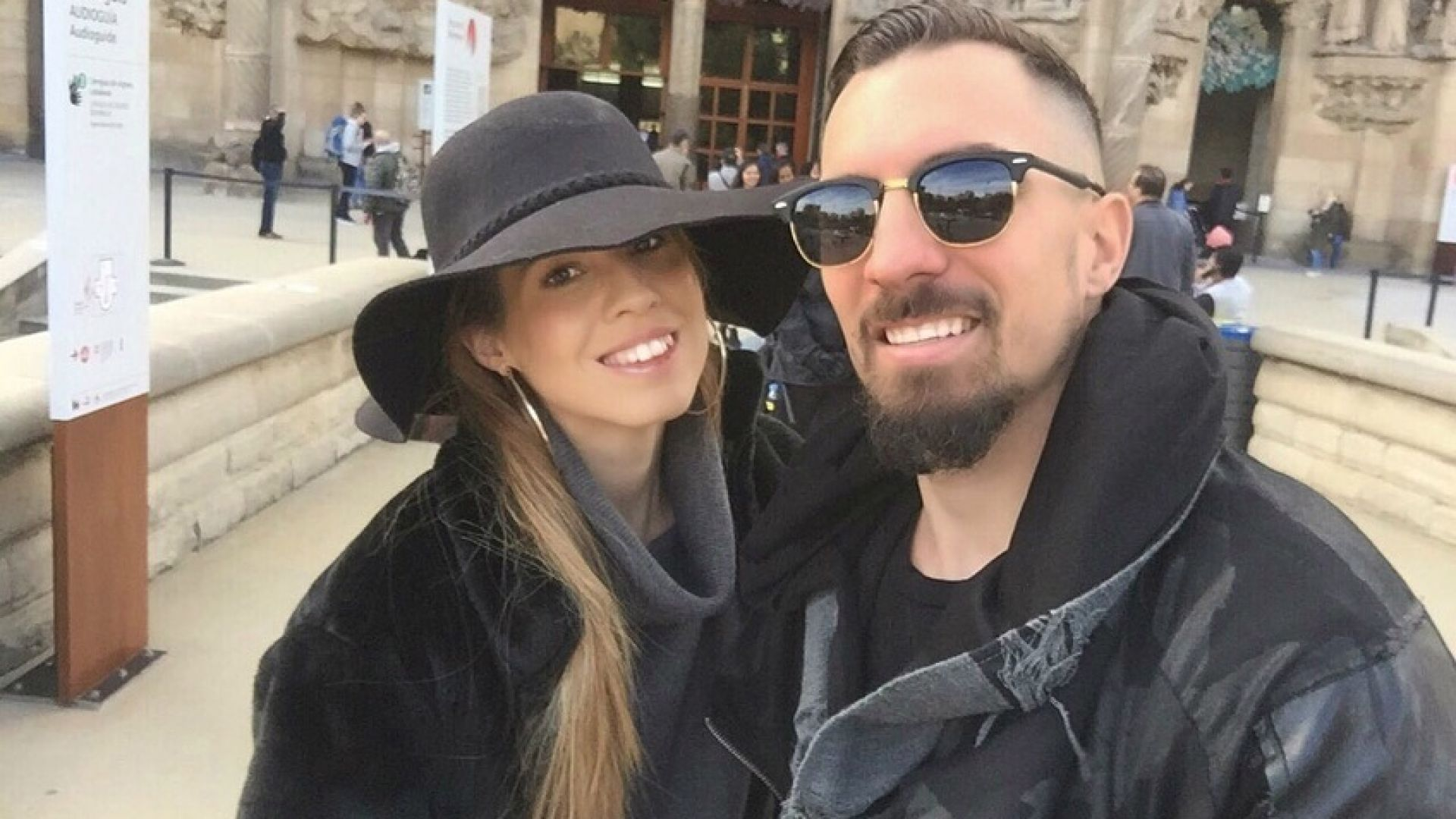 Малката дъщеря на Илиана Раева - Виолета, очаква второ дете