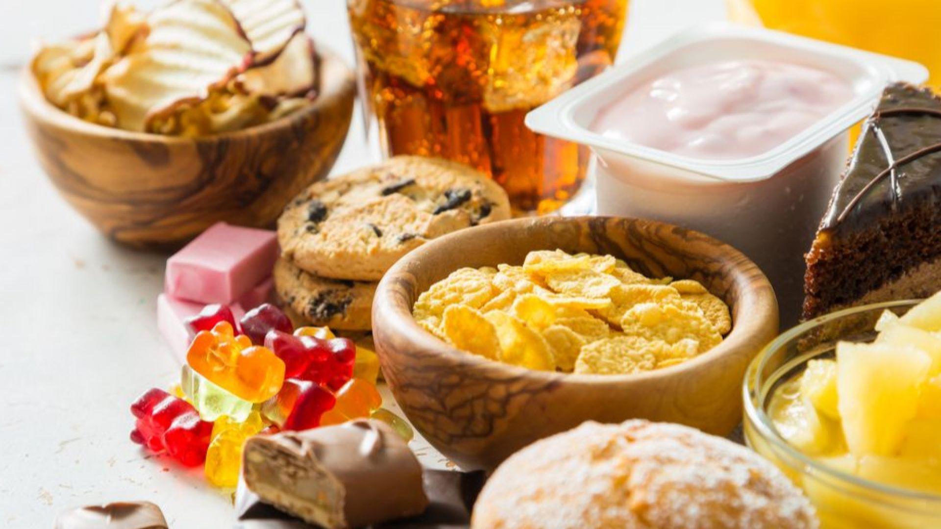Как захарта променя микрофлората в човешкия организъм