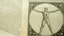 Леонардо да Винчи стана символ на сложните отношения между Италия и Франция