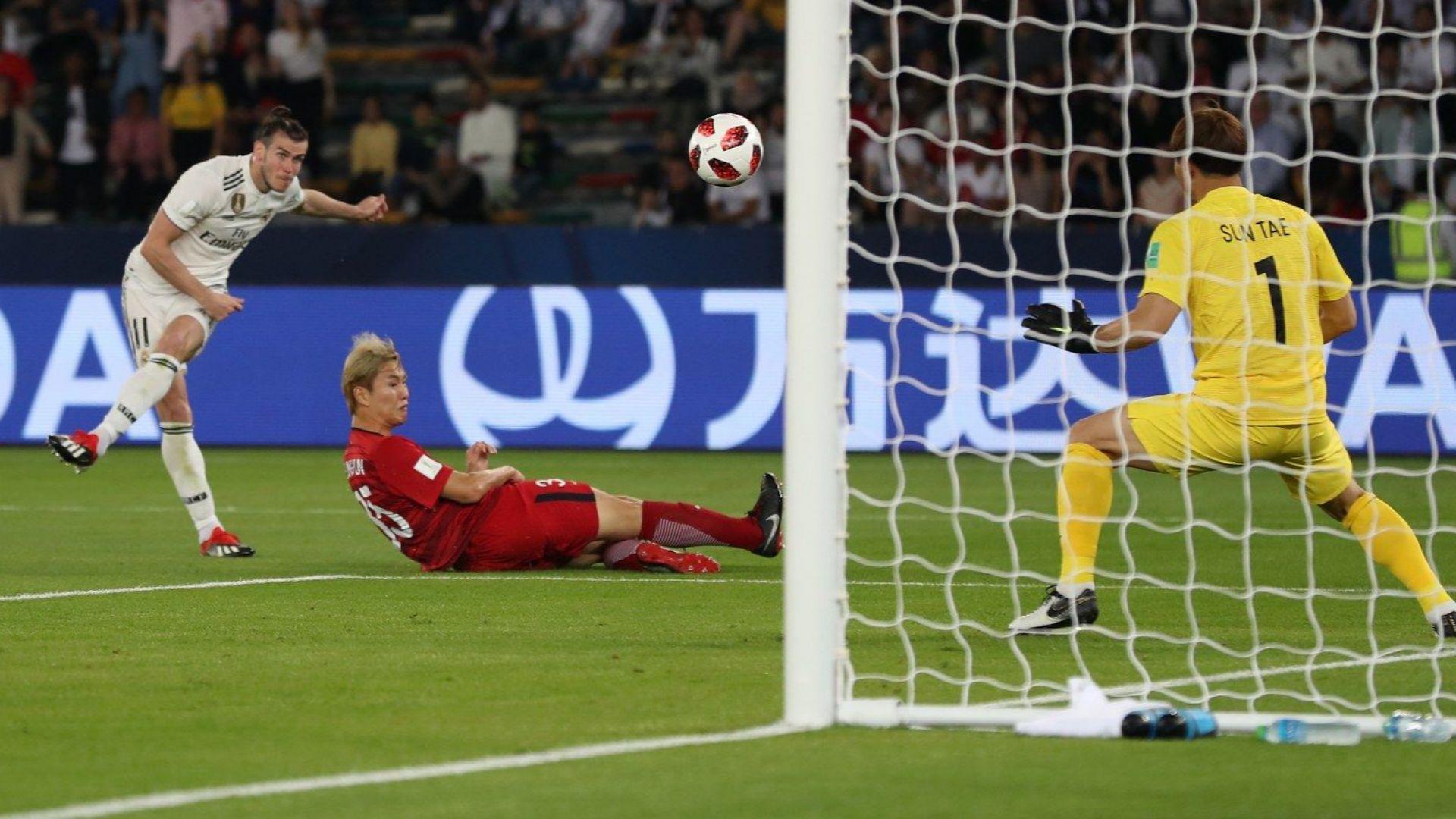 Бейл взе диригентската палка и класира Реал на финал