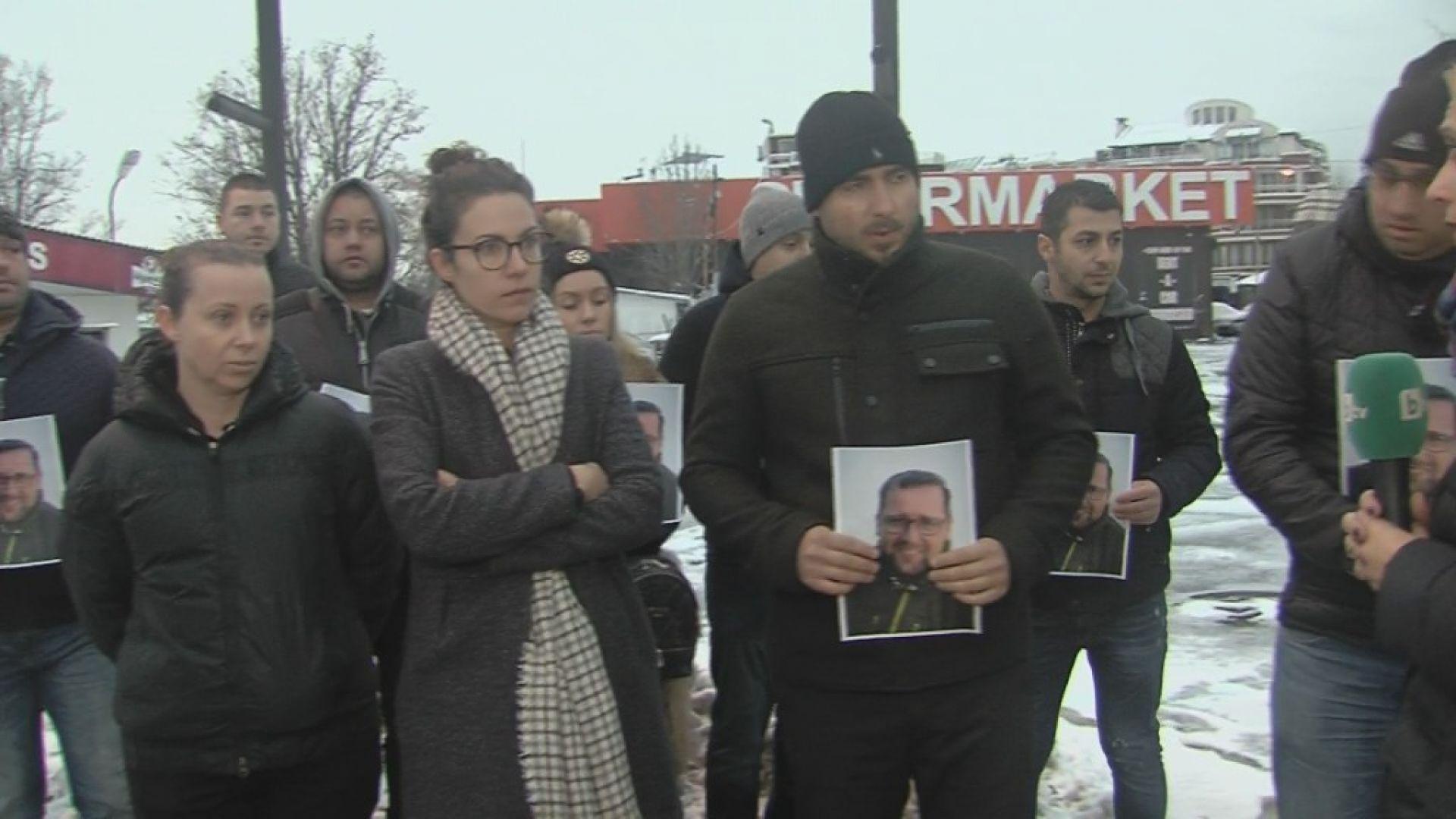 Протест срещу пиян шофьор, убил велосипедист в Приморско