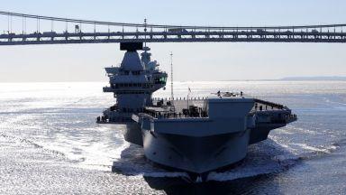 Русия модернизира силите си в Черно море в отговор на НАТО