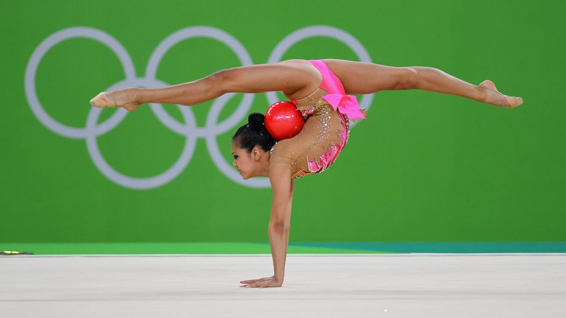 Американска гимнастичка изгоря с допинг