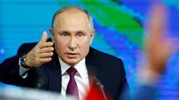 Какво каза Путин през почти 4-часовата си годишна пресконференция