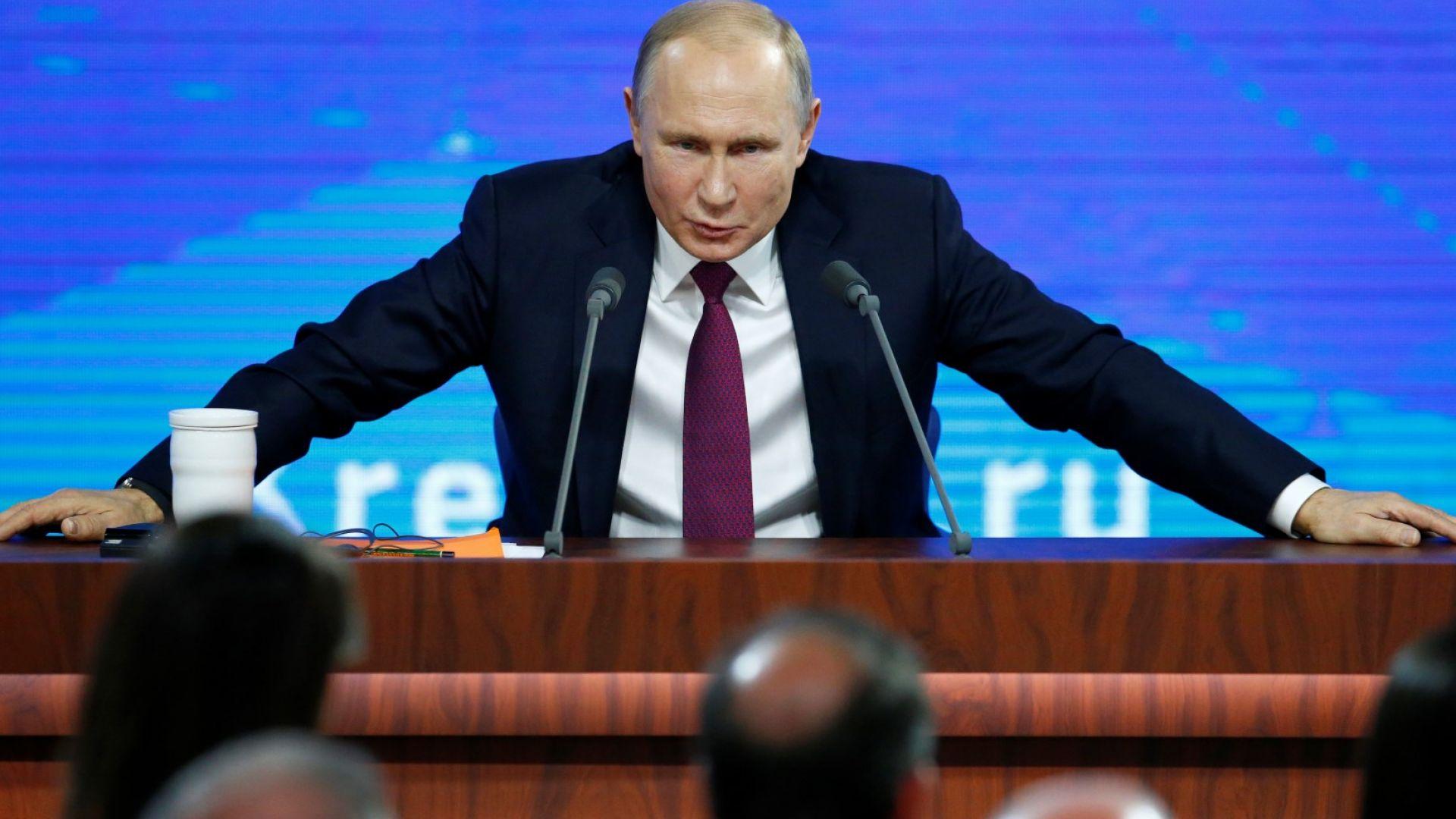 Санкционният натиск върху Русия ще расте през 2019 г.