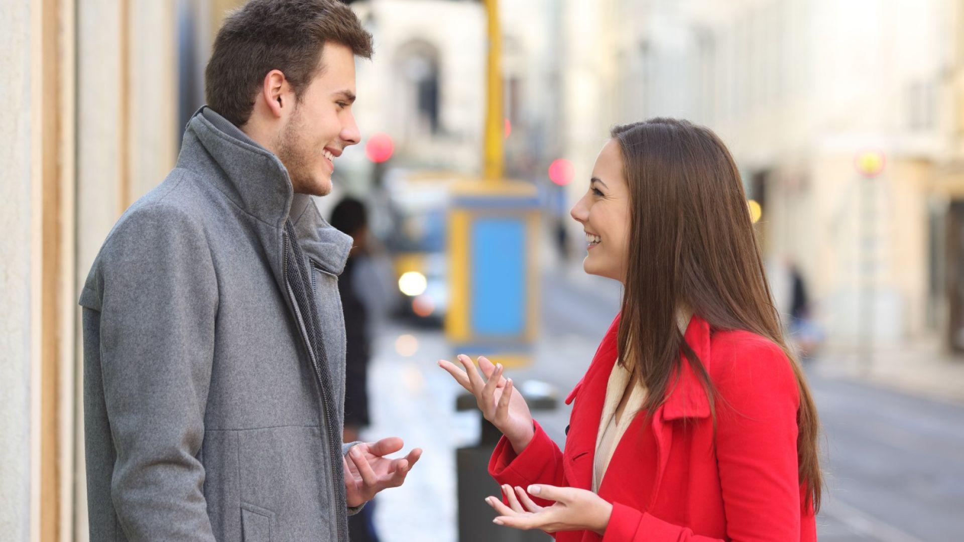Сексуално заинтересованите жени и мъже говорели с по-нисък глас