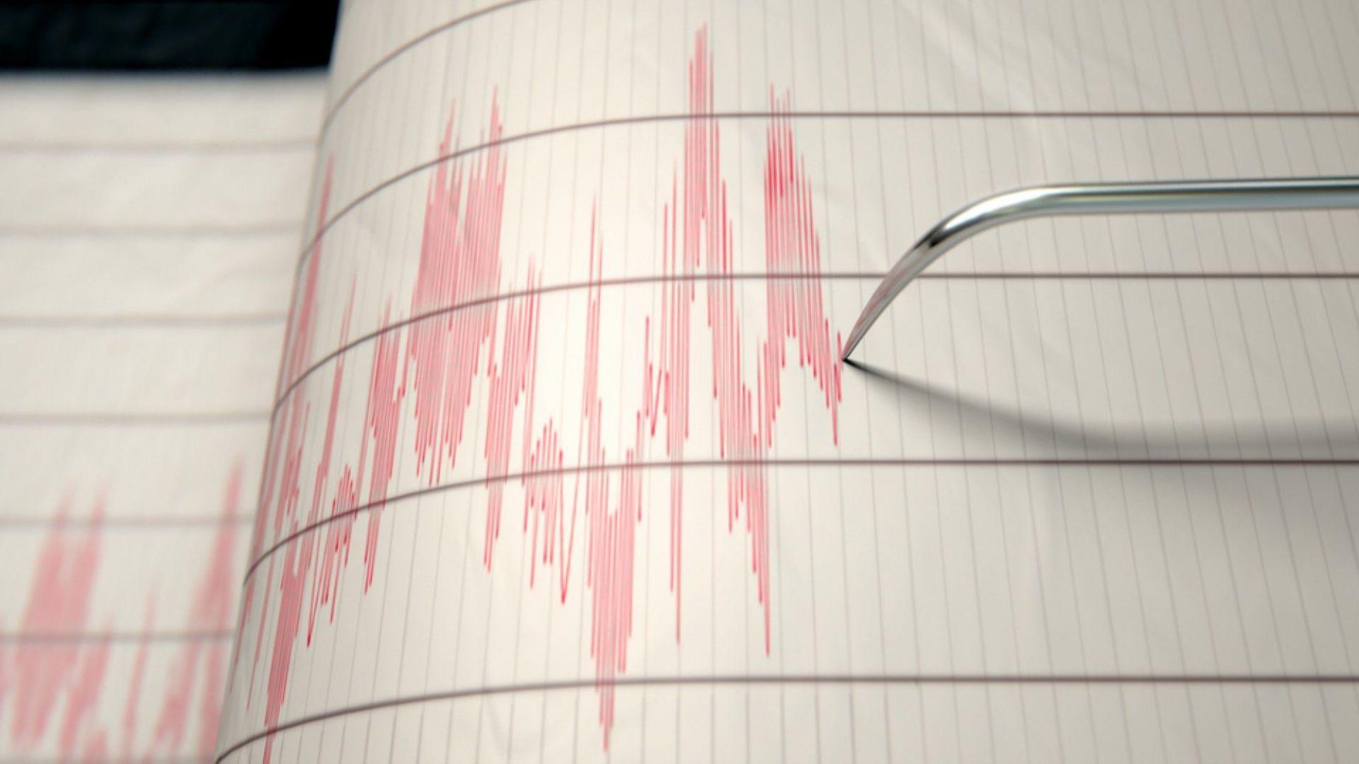 Силно земетресениe удари Далечния изток