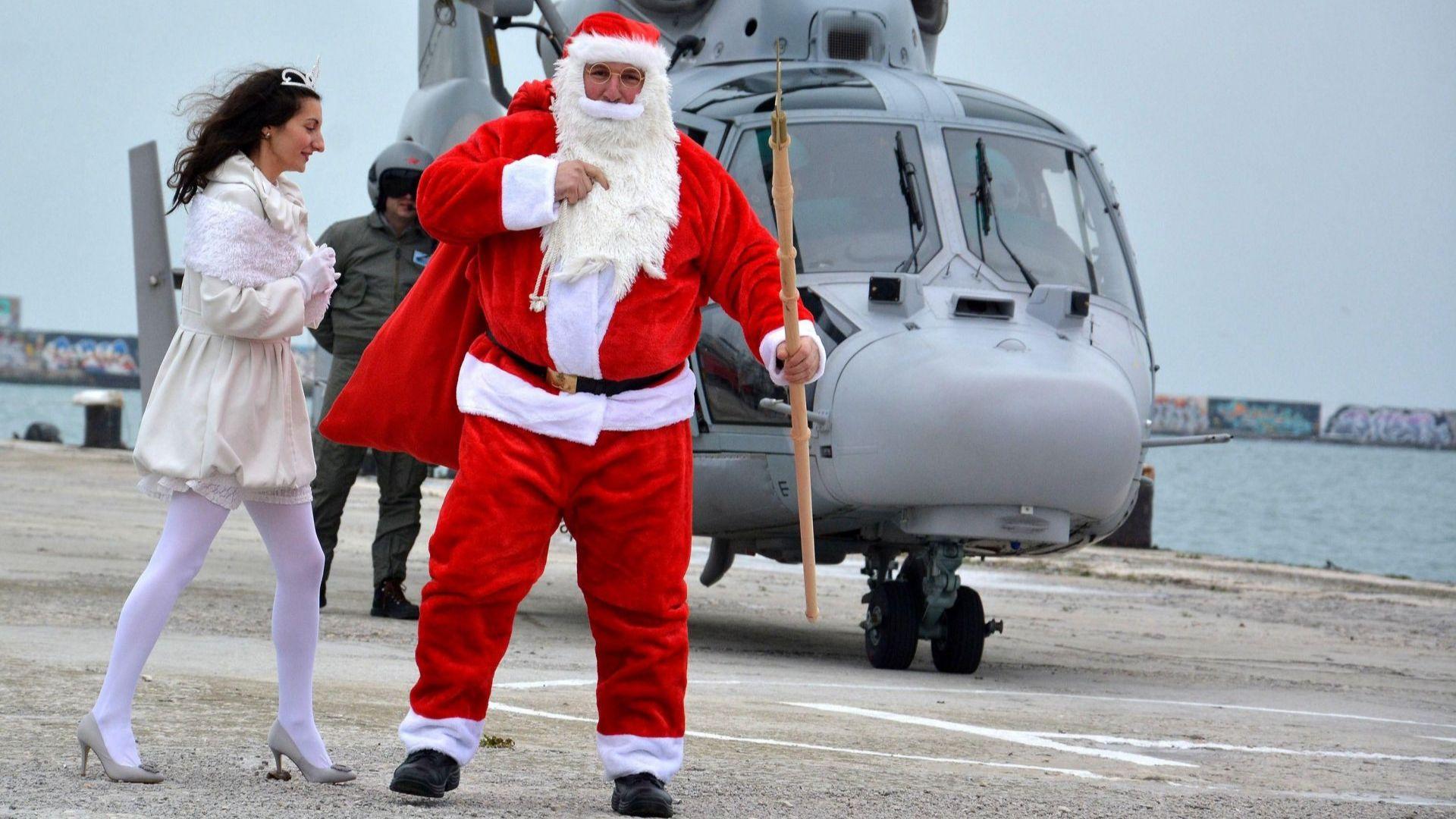 Космическото командване на САЩ ще следи Дядо Коледа, въпреки липсата на пари