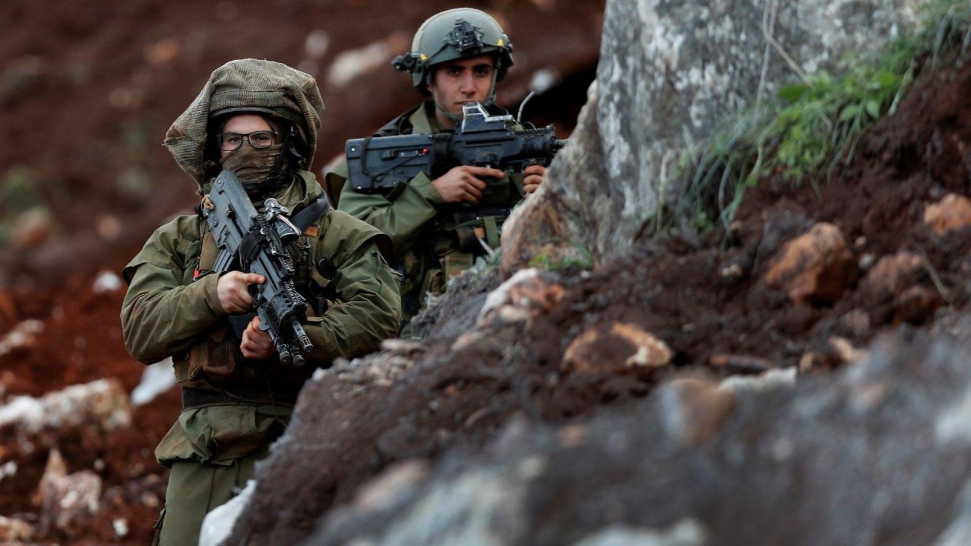 Израелската армия започна да разрушава трансгранични тунели на Хизбула