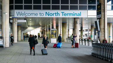 Задържаха шведка на летище Гетуик по подозрения в тероризъм