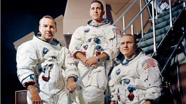 """50 години от полета на """"Аполо 8"""" до Луната"""