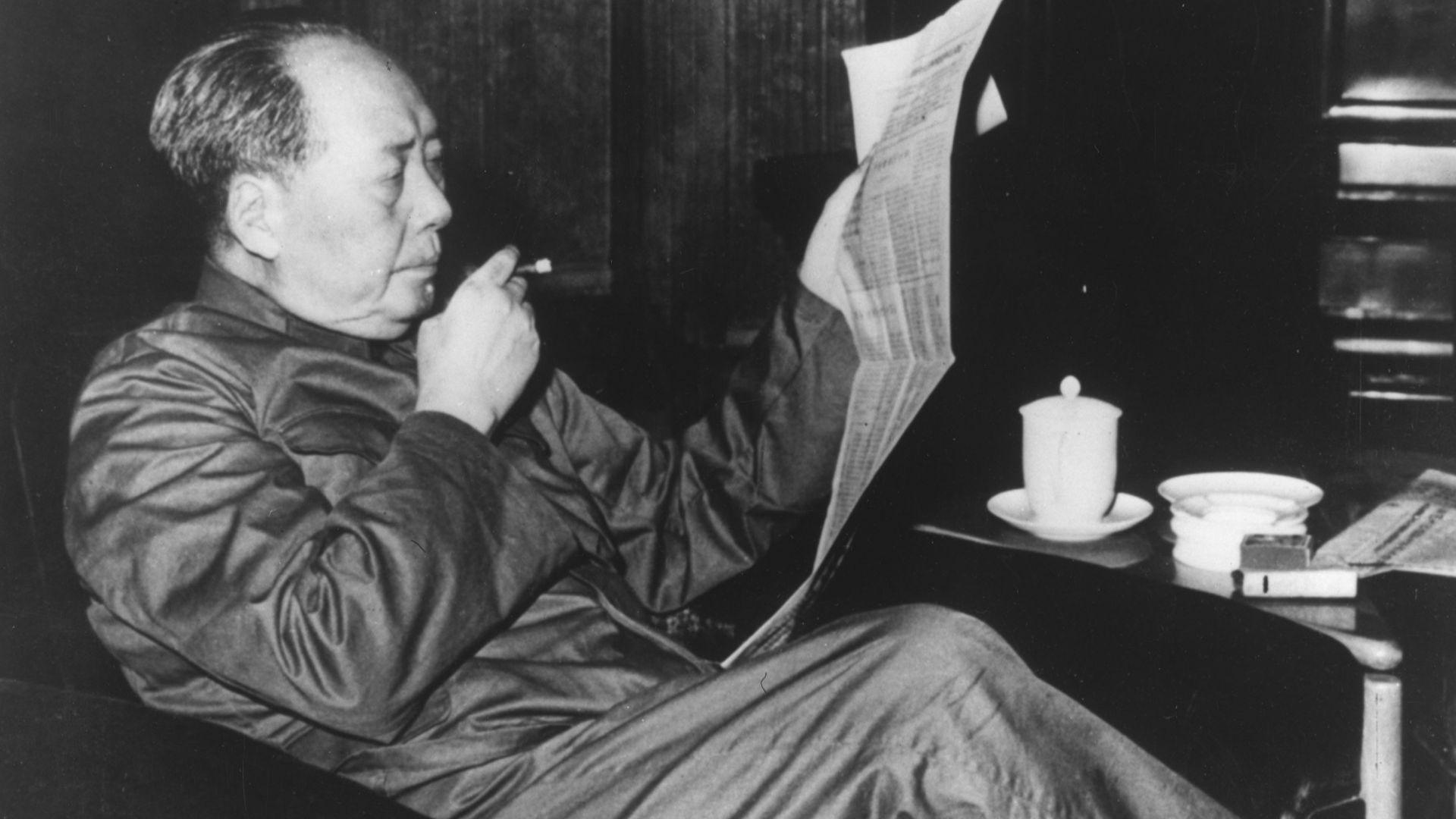 """""""Големият скок"""" на Мао Дзъдун, погубил над 30 млн. китайци"""