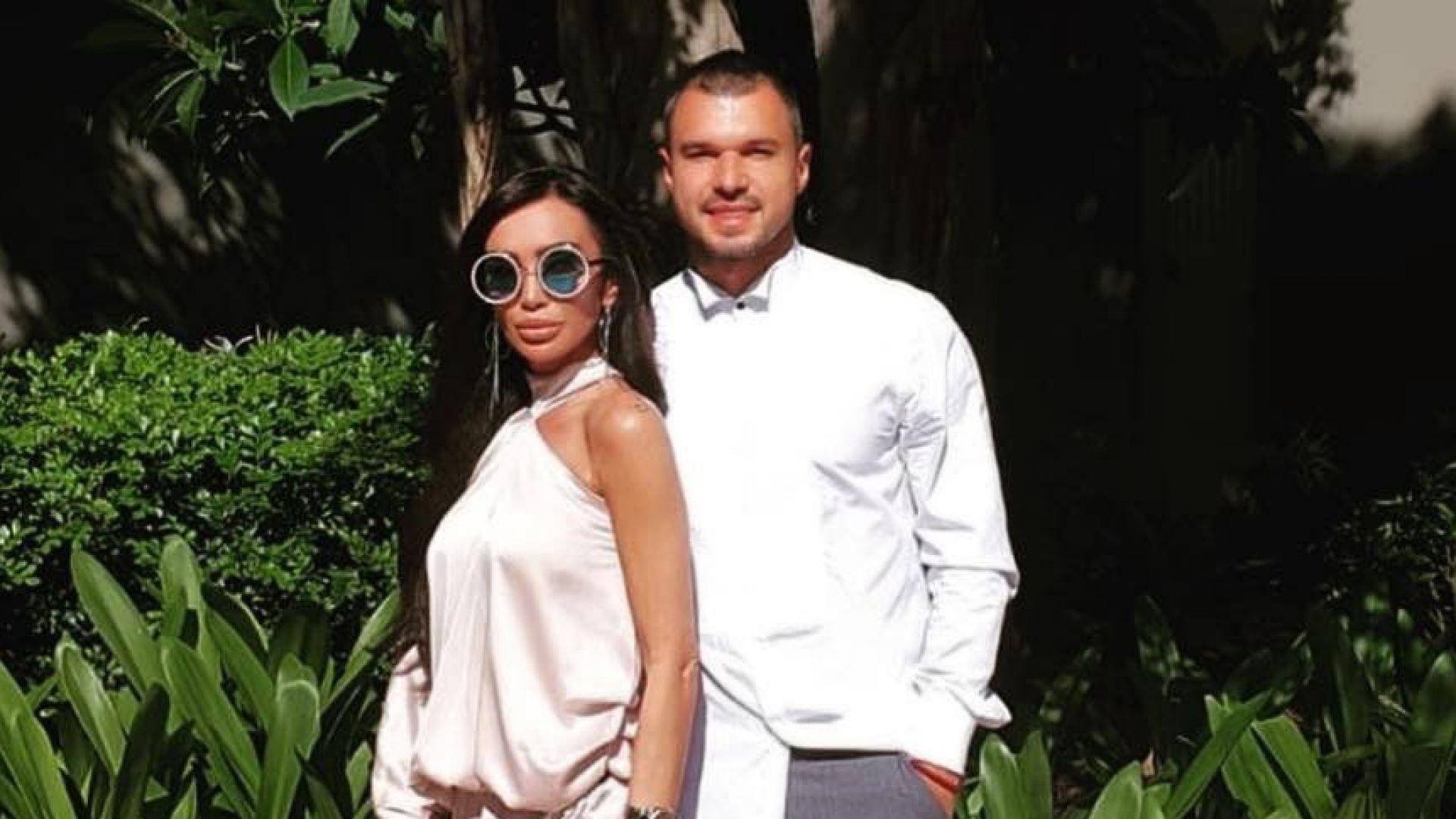 Божинов и Биляна отидоха на сватба на остров Мавриций