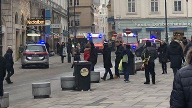 Убит и ранен при стрелба в историческия център на Виена