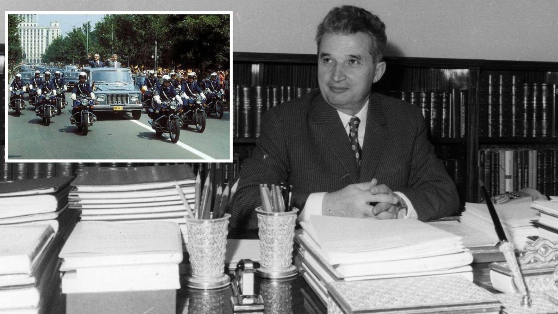 Румънската данъчна служба ще направи нов опит да продаде на търг джипа на Чаушеску