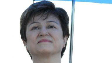 Кристалина Георгиева сред фаворитите за шеф на МВФ