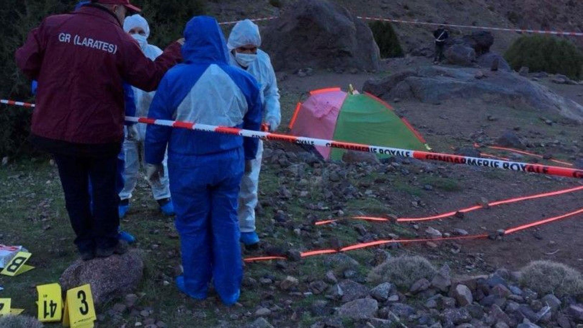 Още 9 ареста след убийството на скандинавските туристки в Мароко
